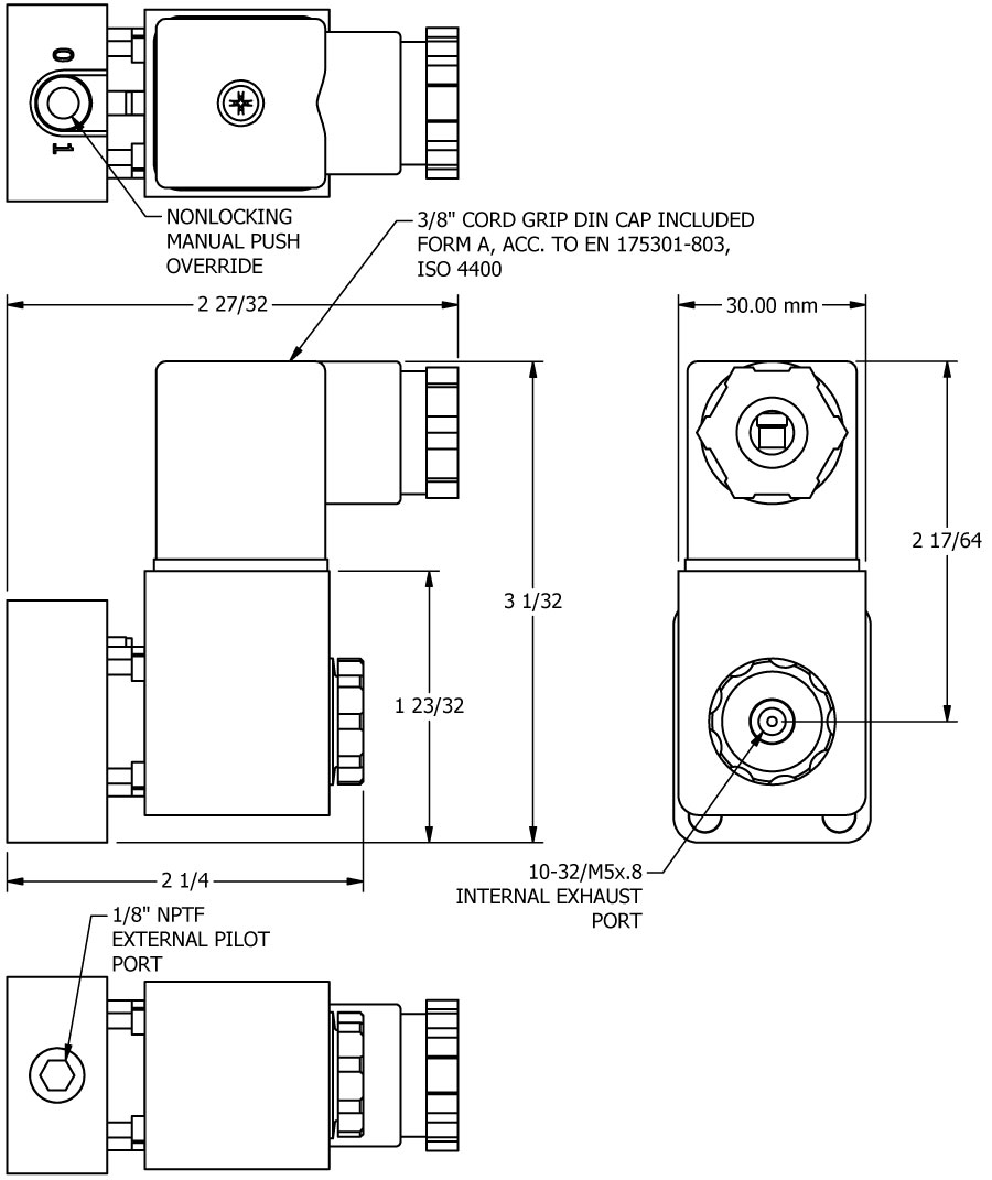DIM_V_564 standard coils aaa products international din 43650 wiring diagram at mr168.co