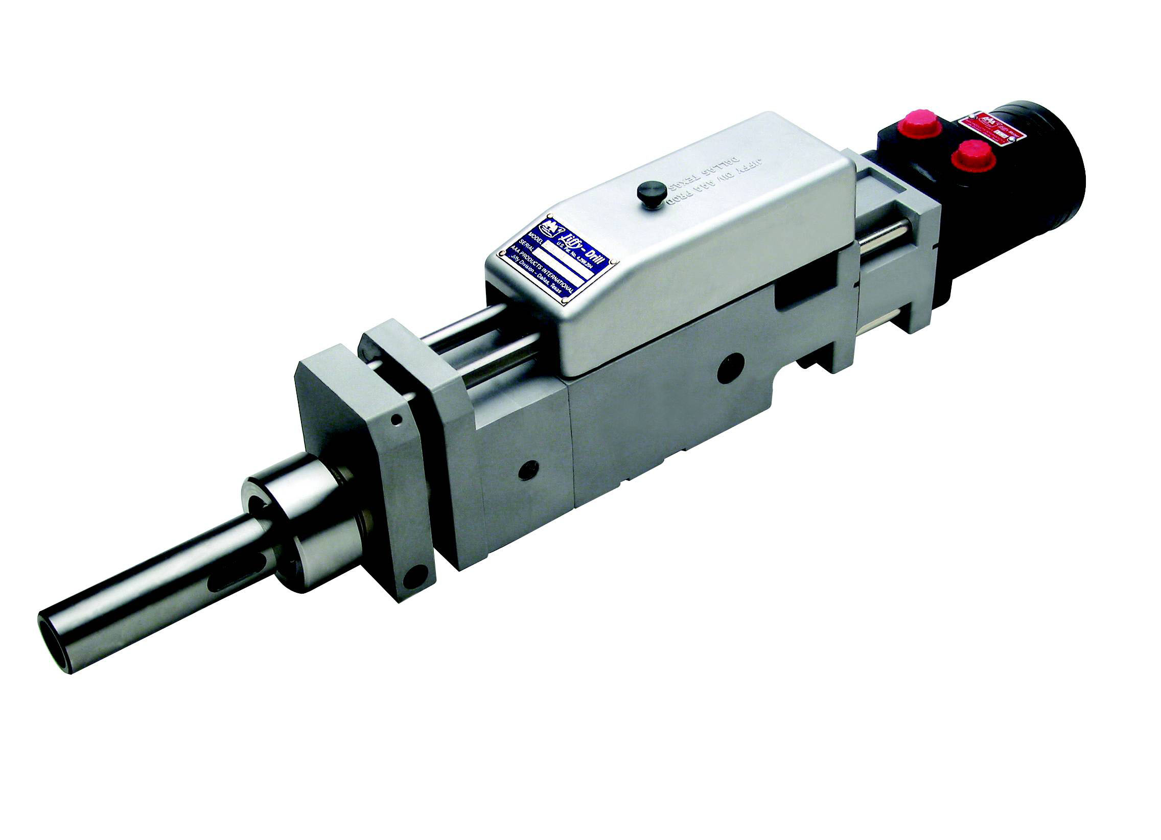 Jiffy Drill General Information Aaa Products International Pushbutton Completes The Path For Current Flow And Energizes Motor